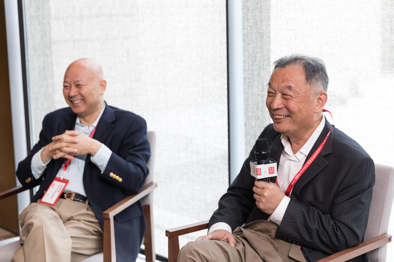 03_Wen Tiejun and PLA general Zhu Chenghu